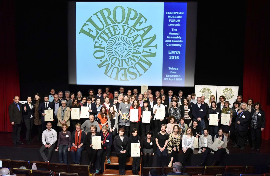 Let's Get to Know about the European Museum Forum