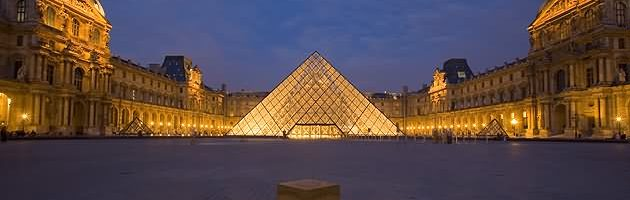 The Adorable Louvre Museum in France