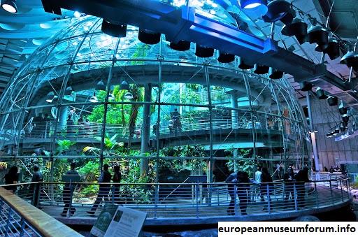 Program Yang Dilakukan Lembaga Budaya Pada Green Museum